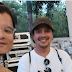 Ben&Ben's Paolo Guico shares a photo with John Lloyd Cruz; excited fans take over social media speculating a collab show soon