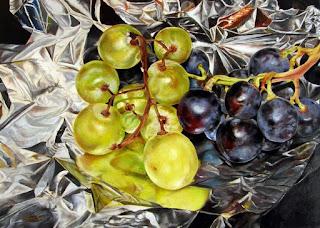 fruteros-con-uvas-pintados-oleo