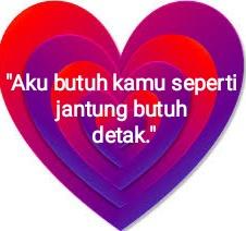 foto valentine di Indonesia