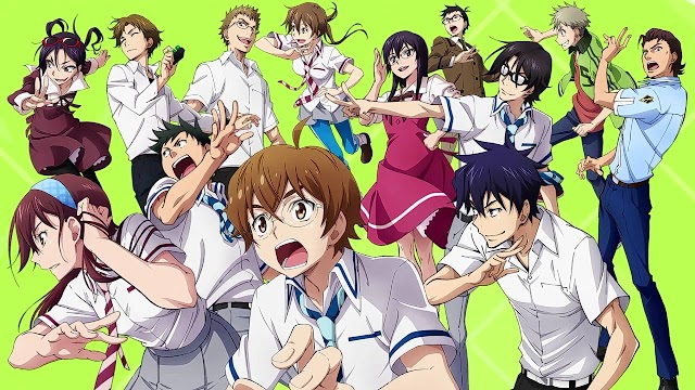 Nana Maru San Batsu (Episode 01 - 12) Batch Subtitle Indonesia