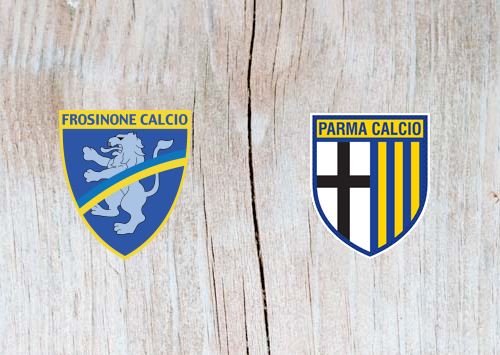 Frosinone vs Parma - Highlights 3 April 2019