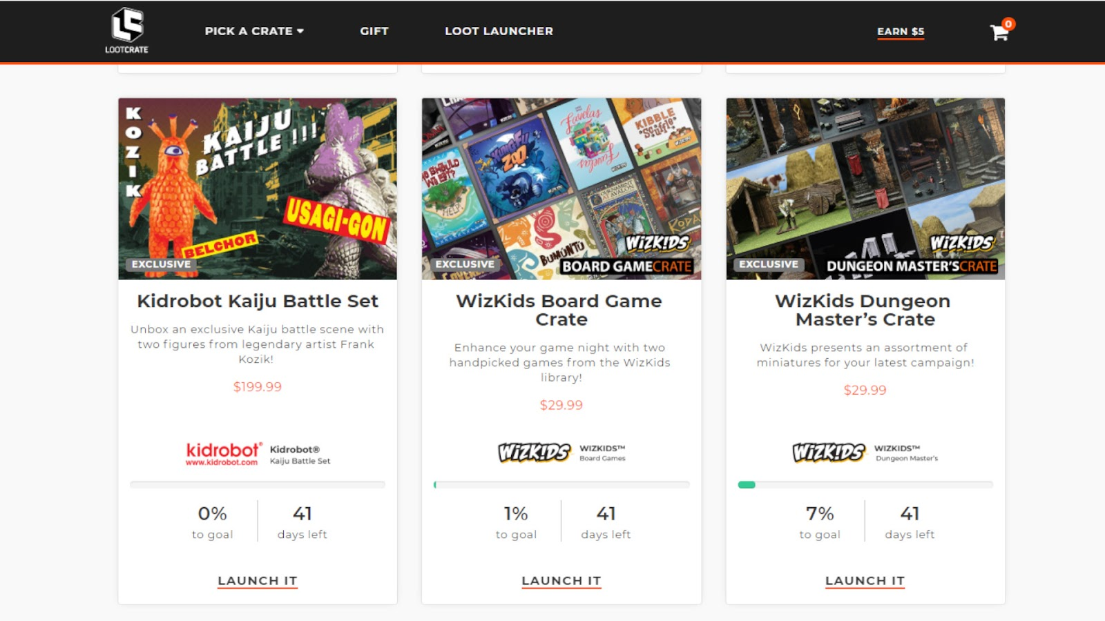 News Collider - Board Game News Loot Launcher