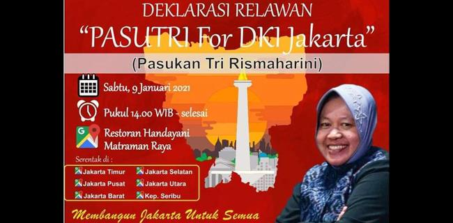 "Menpora Era SBY Ingatkan Risma Soal ""Tidak Ada Visi Misi Menteri"""