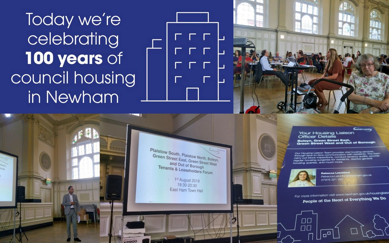 John's Labour blog: To the last 100 years of Council Housing in