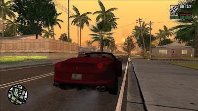 GTA San Andreas Real Prototype Cars Pack Pc
