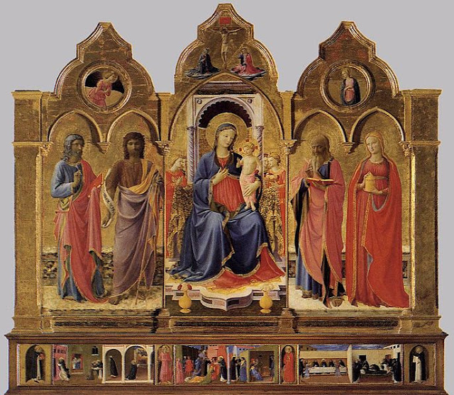 Beato Angelico 1395-1455 | Late Gothic and Renaissance painter