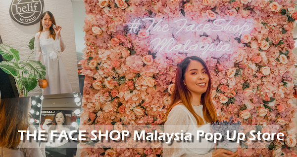 THE FACE SHOP Malaysia Pop Up Store at Setia City Mall