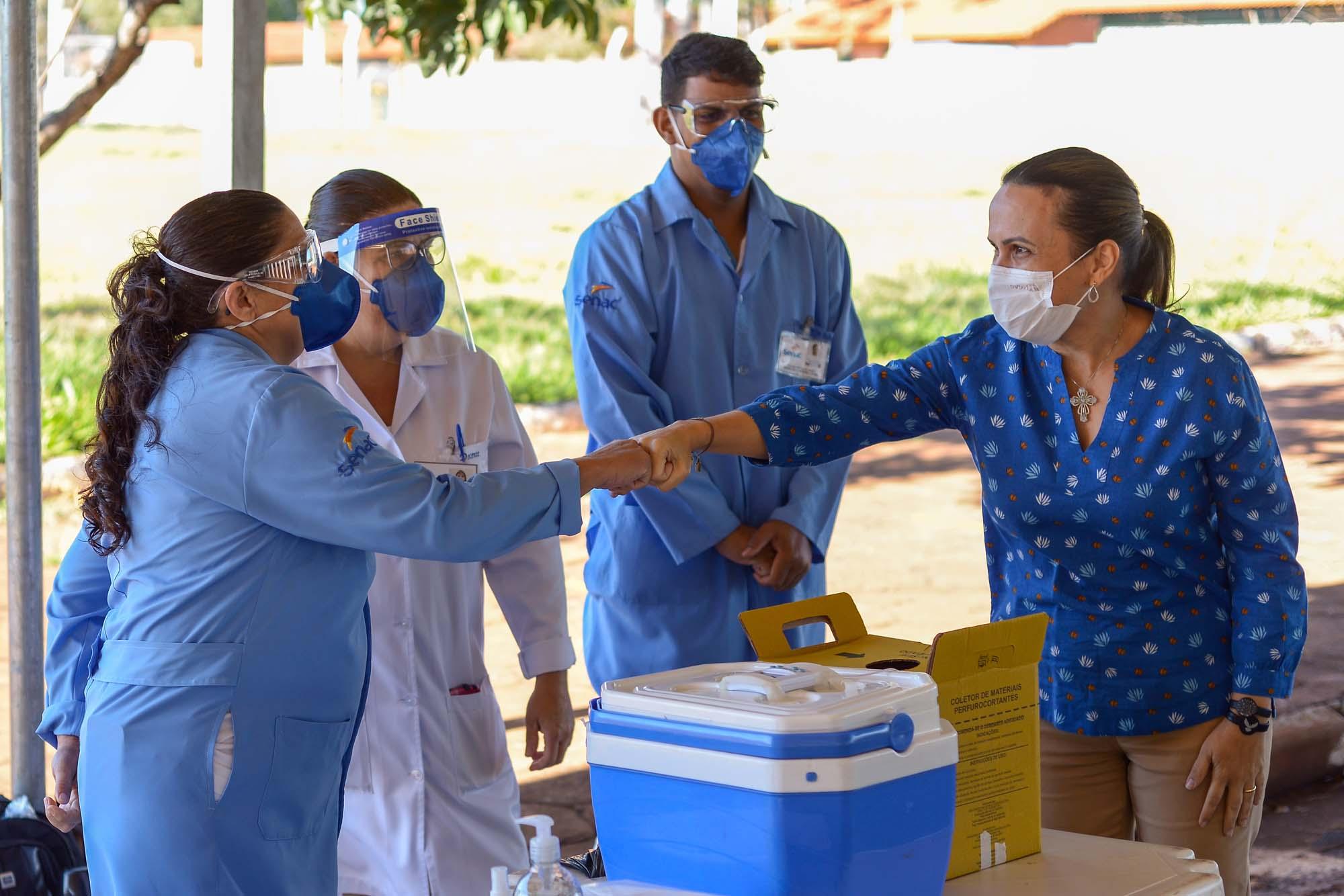 Barretos é destaque em ranking regional de vacinação contra a Covid-19