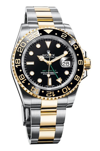 Photo of Rolesor Rolex GMT-Master II