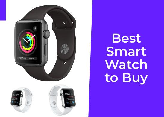 Best Smartwatches – Buyer's Guide