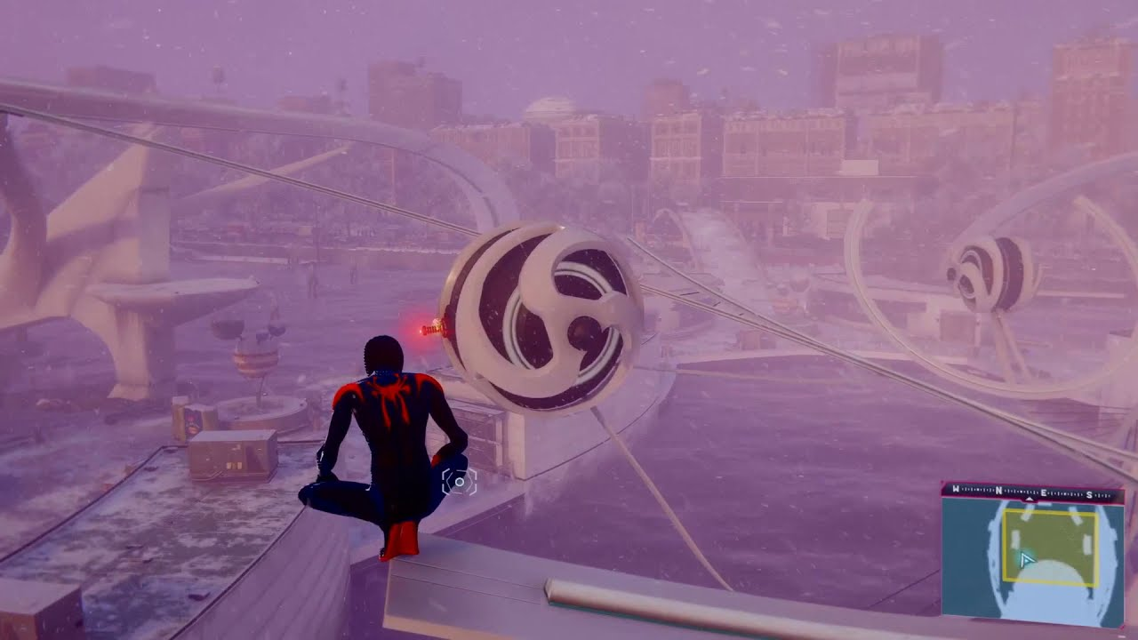 Marvel's Spider-Man : Miles Morales: Act 15: Like Real Scientists Walkthrough
