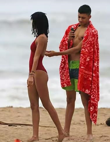 Willow Smith And Her Boyfriend 2013 Welcome to Kingsley Ej...