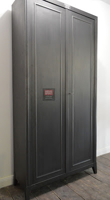 Boutique indus spirit meuble industriel d coration industrielle meuble - Armoire industrielle metallique ...