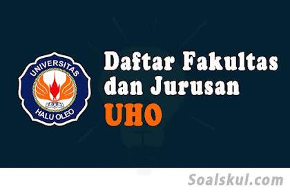 Daftar Fakultas Dan Jurusan Universitas Halu Oleo 2020 (TERBARU)