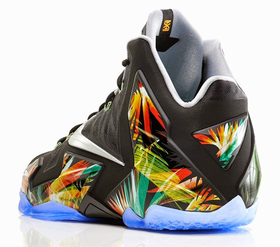 half off 164b6 a54e2 The LEBRON 11 upper is built in a new way, featuring Hyperposite technology  for lightweight lock-down, while taking protection, containment and ...