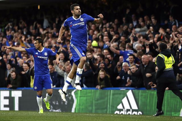 Chelsea caminha firme para conquistar a Premier League