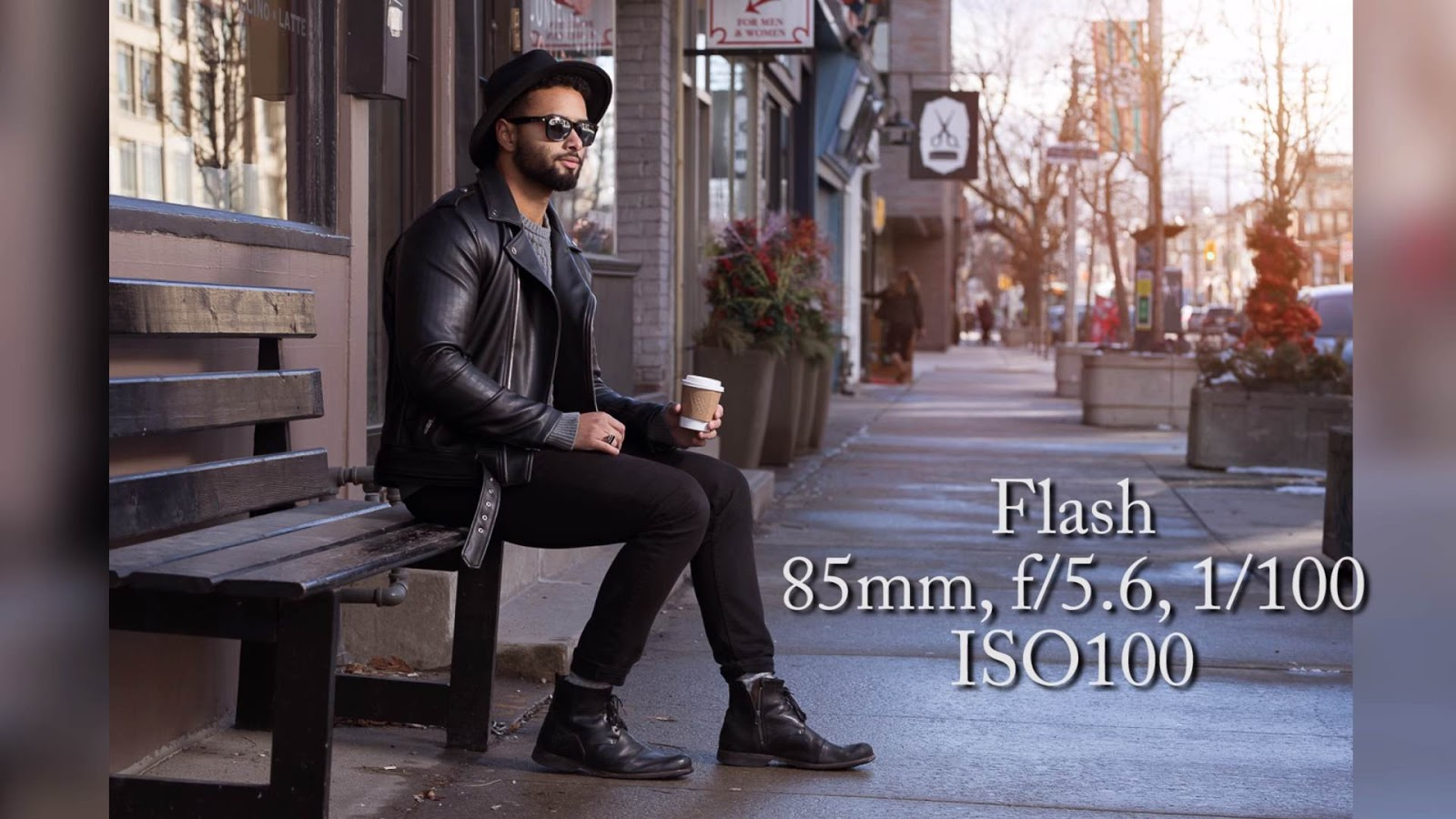 Natural Light vs Flash vs High Speed Sync