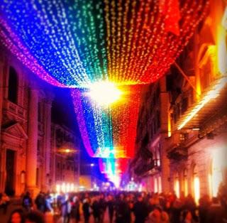 rainbow corso - Reveillon 2013-2014 Roma