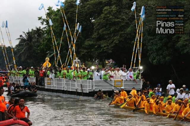 Peñafrancia Festival 2014: Official Schedule of Events