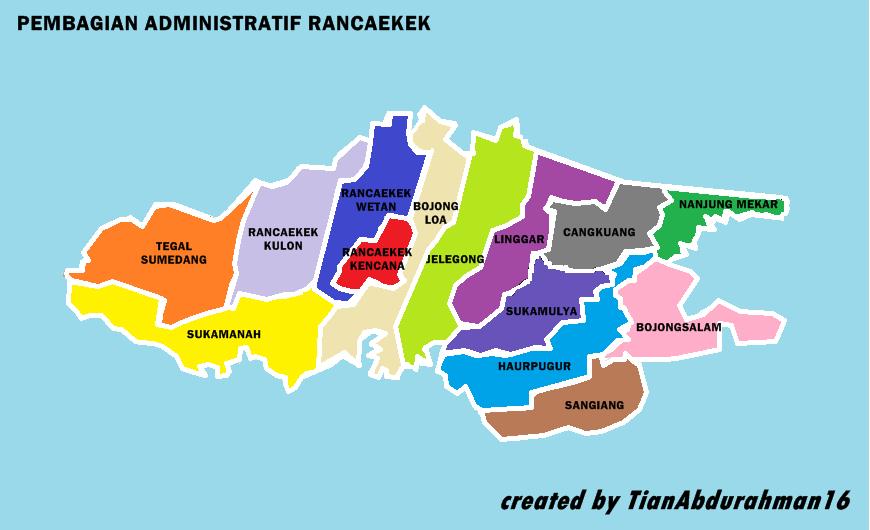 KotaKita.com: Peta Kota Rancaekek
