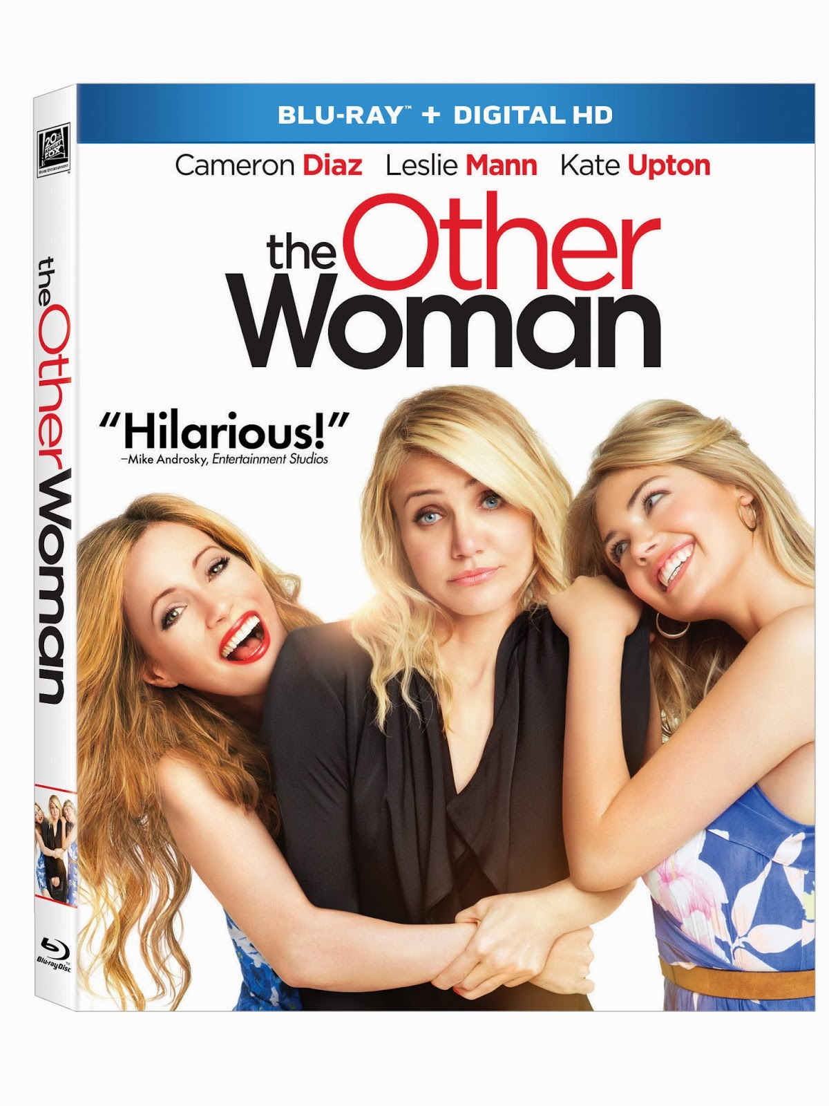 Blu-ray Review - The Other Woman