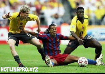 Funny moments in football game