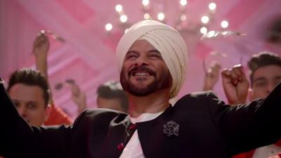 Anil Kapoor Smile HD Photo In Mubarakan Movie