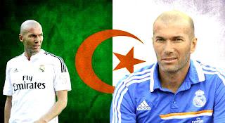 زين الدين زيدان يتبرع للجزائر لمواجهة فيروس كورونا