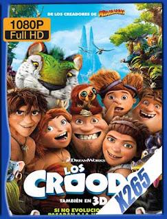 The Croods (2013) x265 [1080p] Latino [GoogleDrive] SilvestreHD