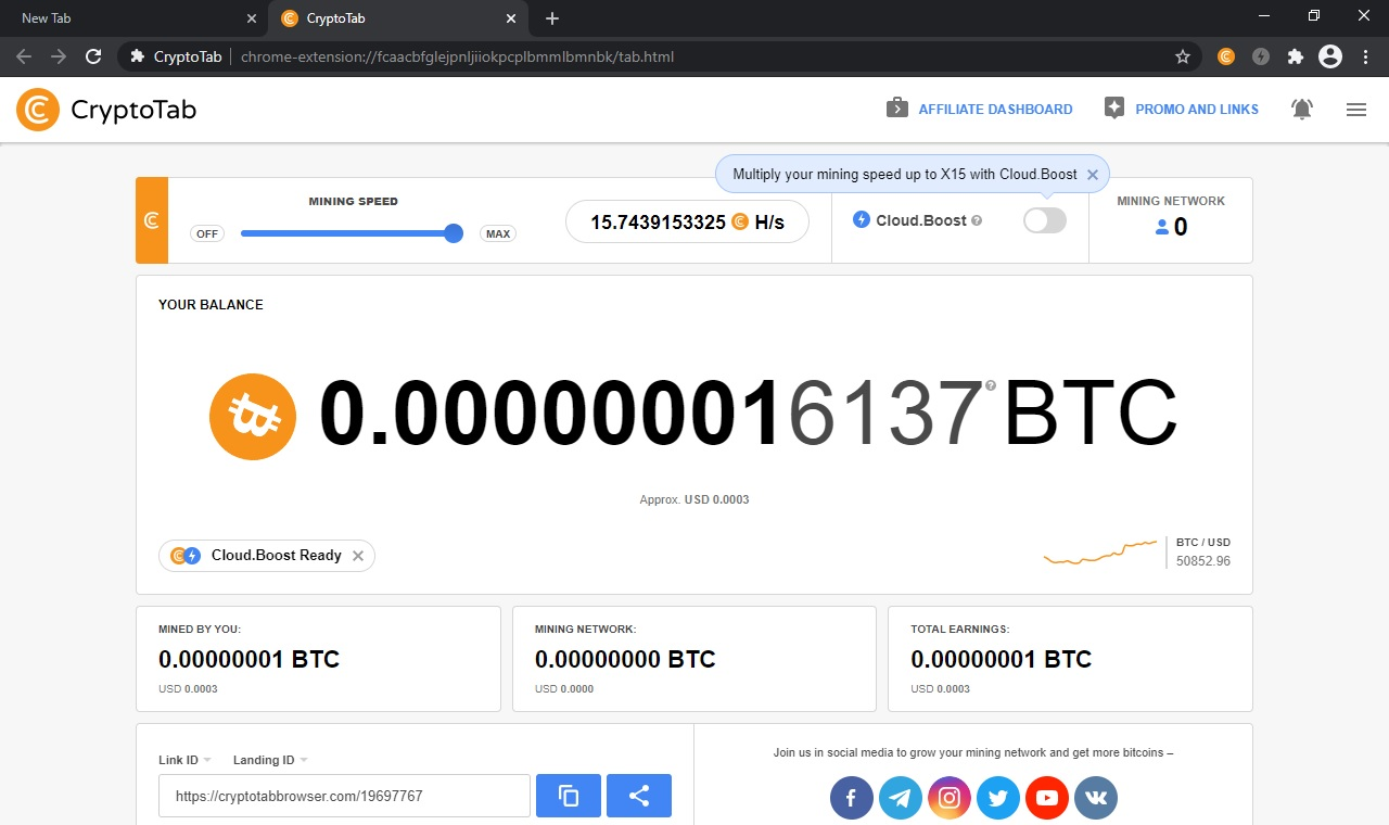 deposito bitcoin gratis