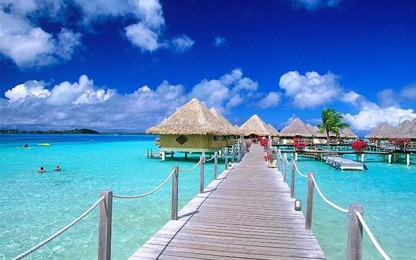 Bora Bora - Matira