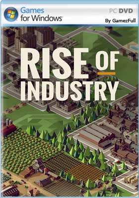 Rise of Industry PC Full Español