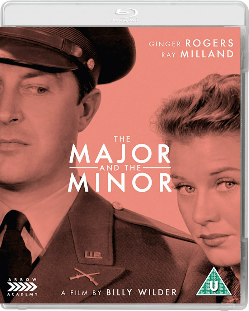 the major and the minor bluray