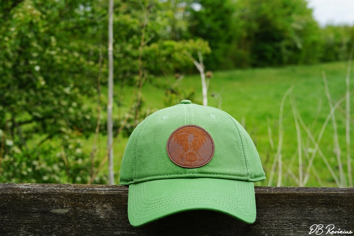 Buff Keo Green Baseball Cap