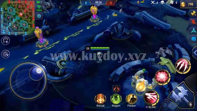 Download Script Blue Night Mode Mobile Legends Terbaru