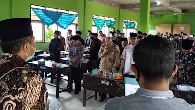 176 Kepala Madrasah Ikuti Sosialisasi Perpres 64