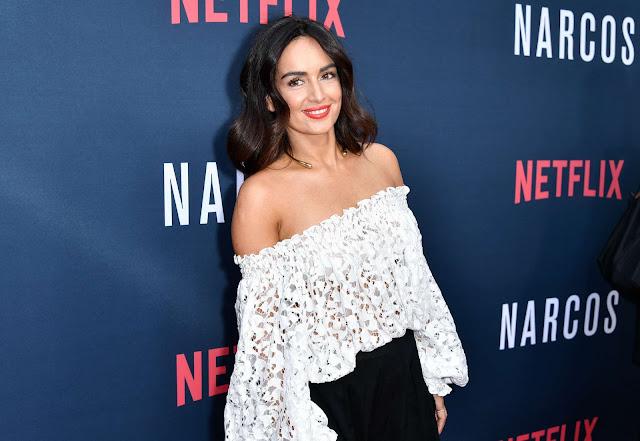 Hottest actress Ana de la Reguera – Netflix's Narcos Season 2 Premiere in Hollywood, LA on August 24, 2016