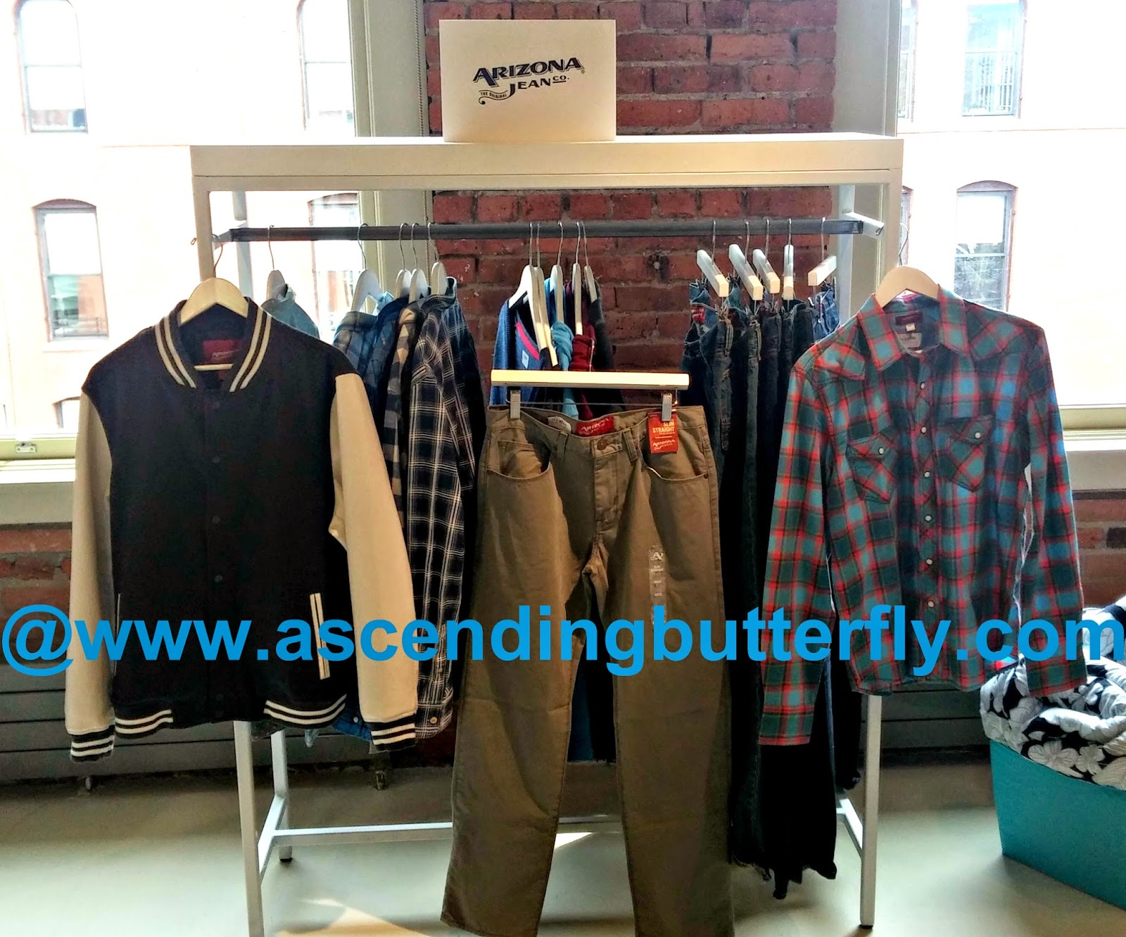 Arizona Jeans Boys looks via JCPenney 2014 Back-to-School Press Preview