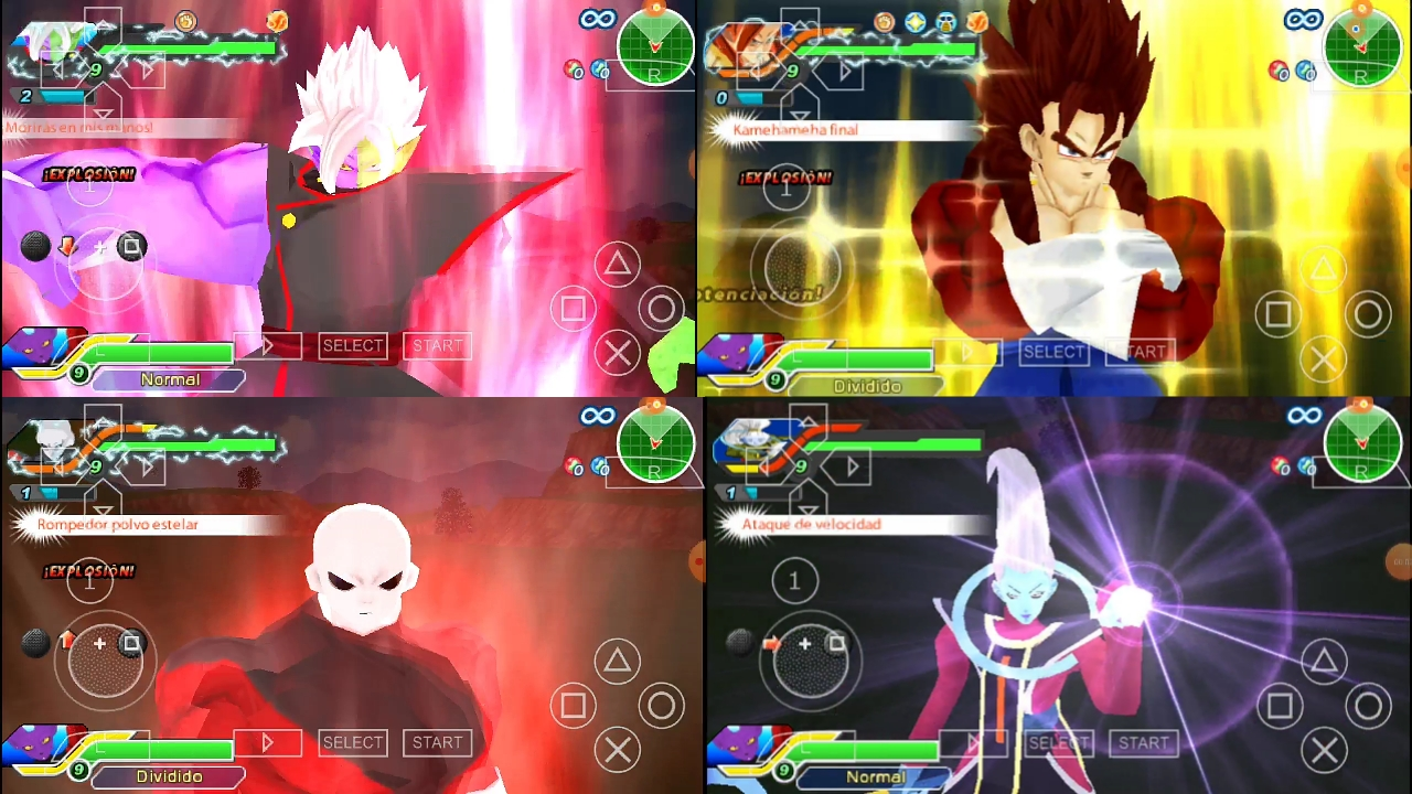 Dragon Ball Super Tenkaichi Tag Team Mod Download