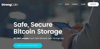 StrongCoin предлагает возможность создания неограниченного количества Bitcoin адресов