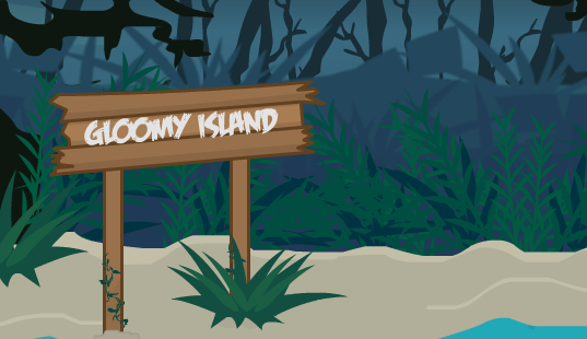 MouseCity Gloomy Island E…