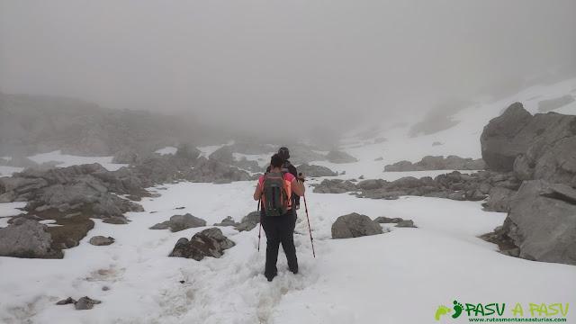 Nieve en Llampa Cimera