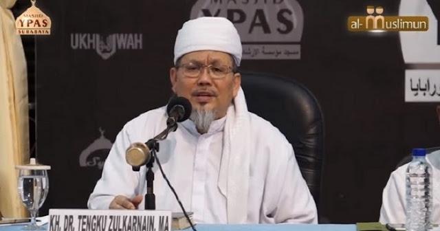 Syekh Ali Jaber Ditusuk, Tengku: Apa Ada Hubungan dengan Gerakan September?