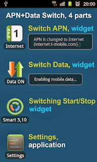 APN & Data Switch Trial