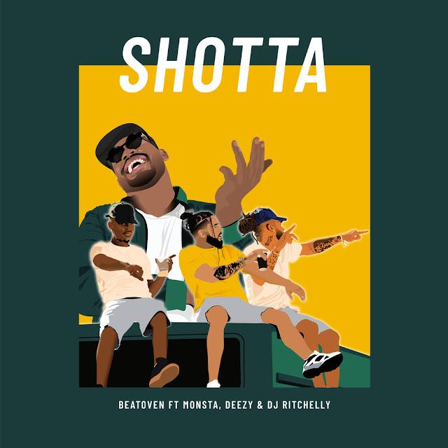 Beatoven Feat. Monsta, Deezy & Dj Ritchelly - Shotta (Rap) [Download]  baixar nova musica descarregar agora 2019