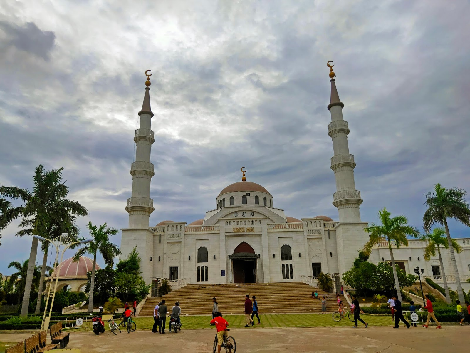 islamic center phnom penh