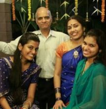 Singer M M Manasi Family Husband Parents children's Marriage Photos