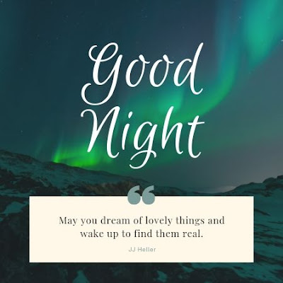 Good Night Lovely Dream