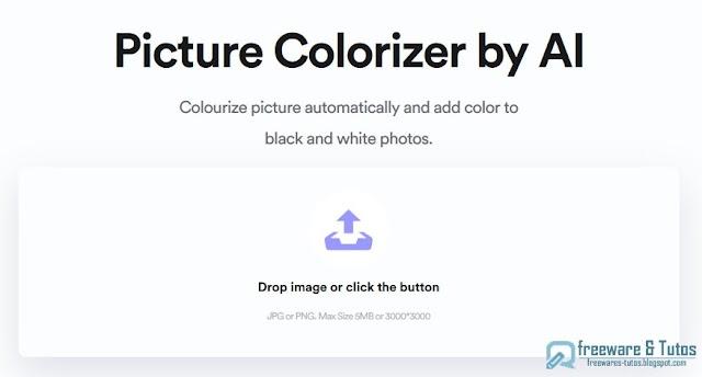 Picture Colorizer by AI : colorisez facilement vos photos en noir et blanc