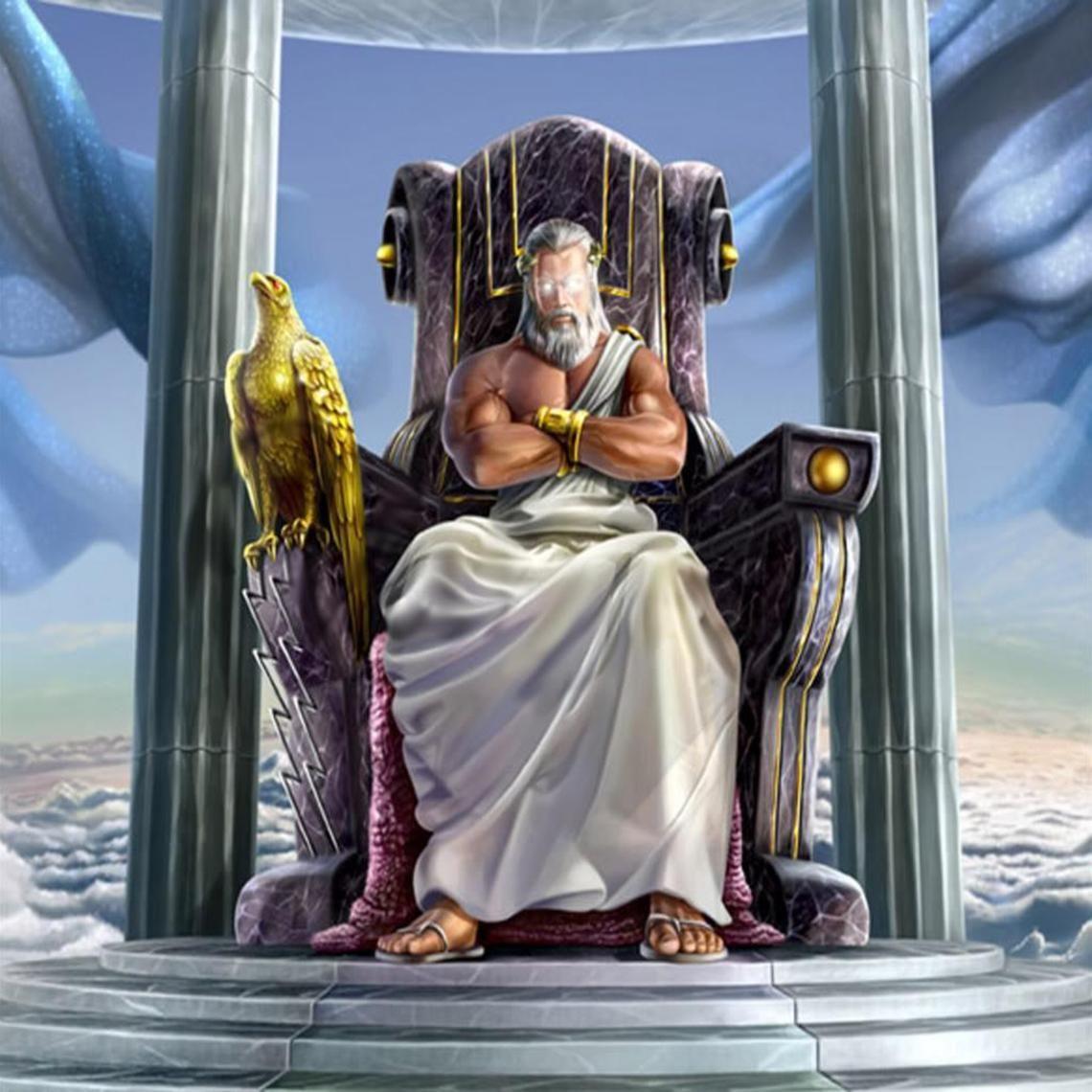 Quem Era o Deus Grego Mais Forte e Porquê?